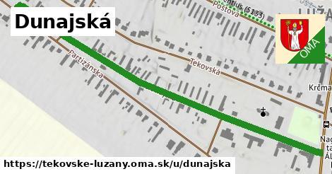 ilustrácia k Dunajská, Tekovské Lužany - 0,79km