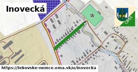 ilustračný obrázok k Inovecká, Tekovské Nemce