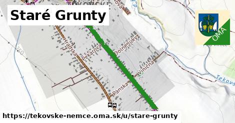 ilustrácia k Staré Grunty, Tekovské Nemce - 0,76km