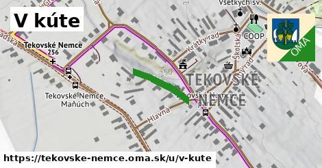 ilustrácia k V kúte, Tekovské Nemce - 148m