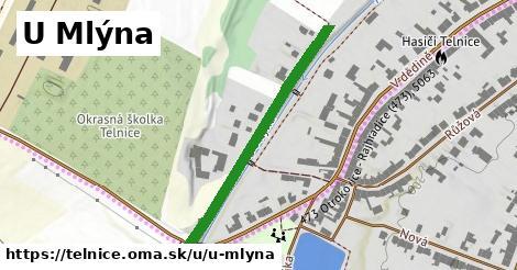 ilustrácia k U Mlýna, Telnice - 370m