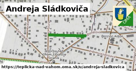 ilustrácia k Andreja Sládkoviča, Teplička nad Váhom - 200m