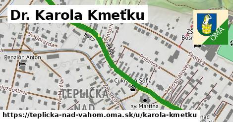 ilustrácia k Doktora Karola Kmeťku, Teplička nad Váhom - 630m