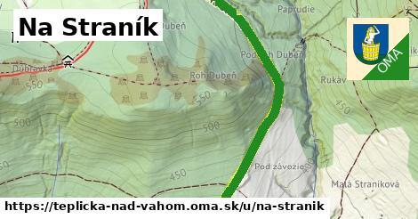 ilustrácia k Na Straník, Teplička nad Váhom - 2,1km