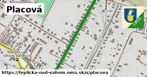 ilustrácia k Pľacová, Teplička nad Váhom - 471m