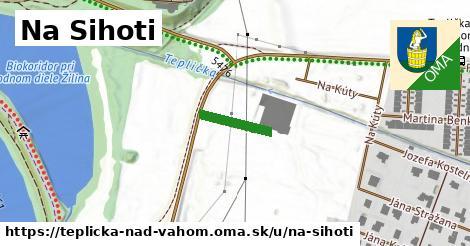 ilustrácia k Na Sihoti, Teplička nad Váhom - 113m