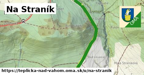 ilustrácia k Na Straník, Teplička nad Váhom - 2,3km