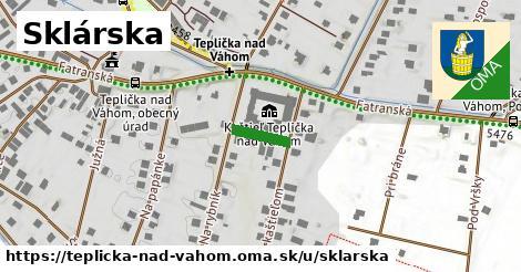 ilustrácia k Sklárska, Teplička nad Váhom - 84m