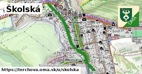 ilustrácia k Školská, Terchová - 0,88km
