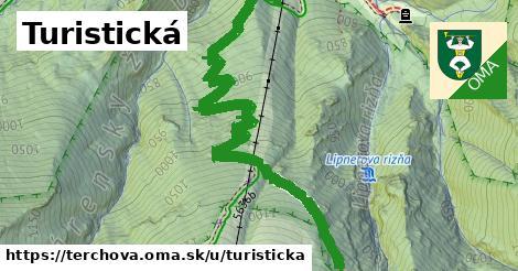 ilustračný obrázok k Turistická, Terchová