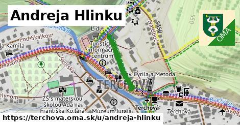 Andreja Hlinku, Terchová