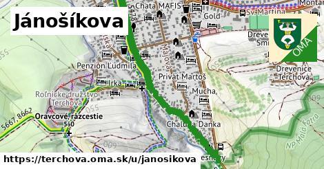 ilustrácia k Jánošíkova, Terchová - 0,99km