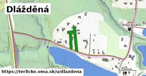 ilustrácia k Dlážděná, Těrlicko - 244m