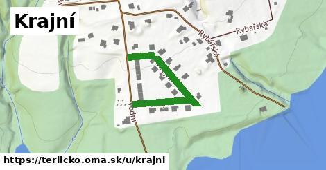 ilustrácia k Krajní, Těrlicko - 338m