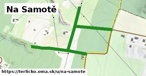ilustrácia k Na Samotě, Těrlicko - 695m