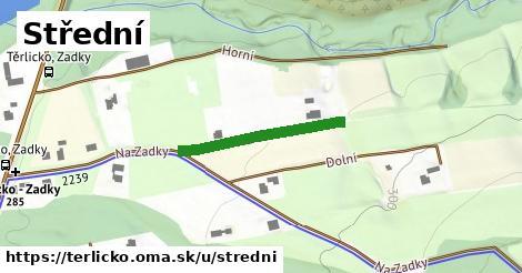 ilustrácia k Střední, Těrlicko - 236m