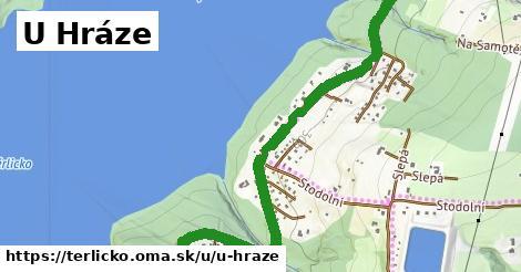 ilustrácia k U Hráze, Těrlicko - 2,6km