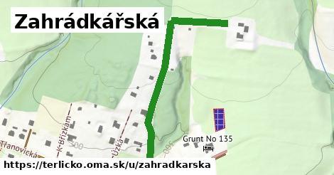 ilustrácia k Zahrádkářská, Těrlicko - 537m