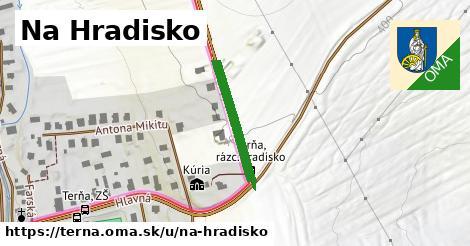 ilustračný obrázok k Na Hradisko, Terňa