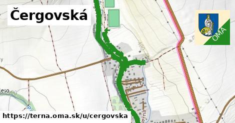 ilustrácia k Čergovská, Terňa - 587m