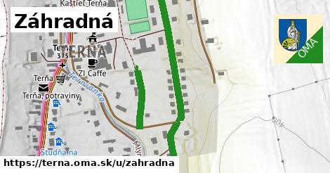 ilustrácia k Záhradná, Terňa - 0,89km