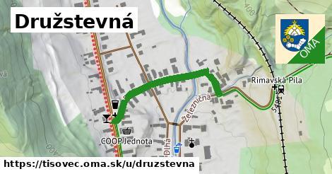 ilustrácia k Družstevná, Tisovec - 306m