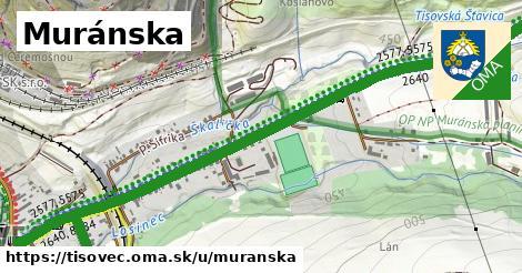 ilustrácia k Muránska, Tisovec - 1,70km