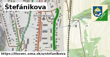 ilustračný obrázok k Štefánikova, Tisovec