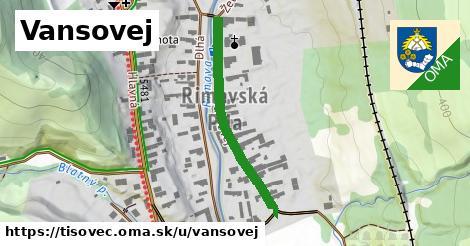 ilustrácia k Vansovej, Tisovec - 342m