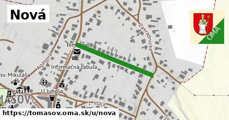 ilustračný obrázok k Nová, Tomášov