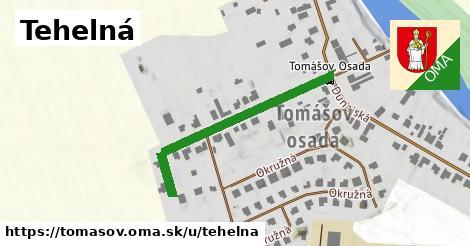 ilustrácia k Tehelná, Tomášov - 372m