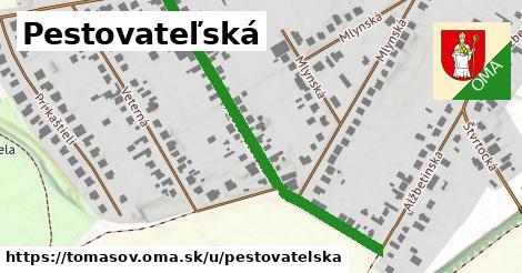 ilustrácia k Pestovateľská, Tomášov - 514m