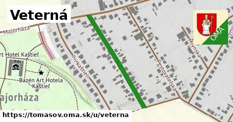 ilustračný obrázok k Veterná, Tomášov