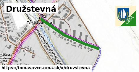 ilustrácia k Družstevná, Tomášovce - 339m