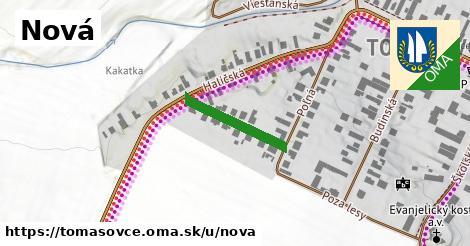 ilustrácia k Nová, Tomášovce - 182m