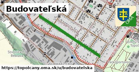 ilustrácia k Budovateľská, Topoľčany - 0,79km