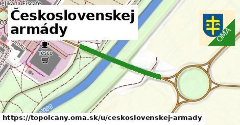 ilustrácia k Československej armády, Topoľčany - 1,14km