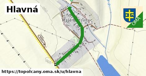 ilustračný obrázok k Hlavná, Topoľčany