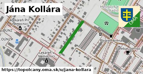 ilustrácia k Jána Kollára, Topoľčany - 207m