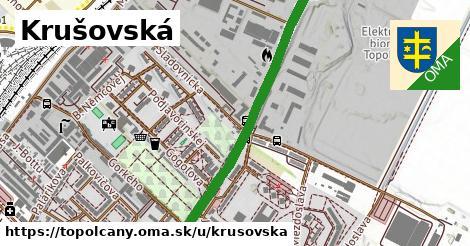ilustrácia k Krušovská, Topoľčany - 2,2km