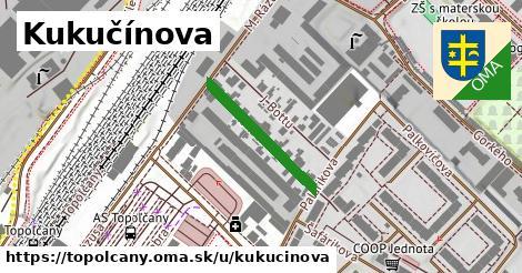 ilustrácia k Kukučínova, Topoľčany - 218m
