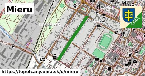 ilustrácia k Mieru, Topoľčany - 537m