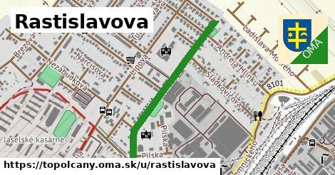 ilustrácia k Rastislavova, Topoľčany - 0,75km