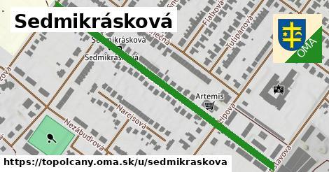 ilustračný obrázok k Sedmikraskova, Topoľčany