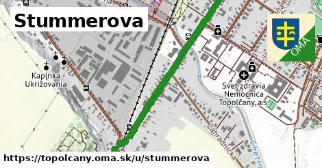 ilustrácia k Stummerova, Topoľčany - 1,44km