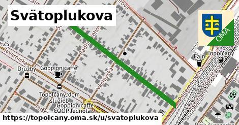 ilustrácia k Svätoplukova, Topoľčany - 439m