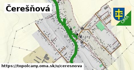 ilustrácia k Čerešňová, Topoľčany - 0,75km