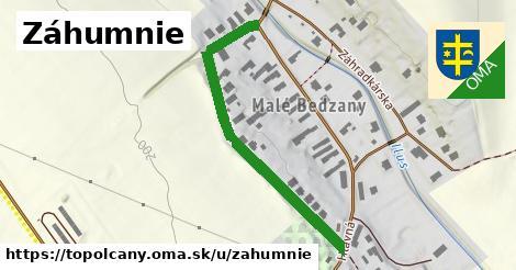 ilustrácia k Záhumnie, Topoľčany - 442m