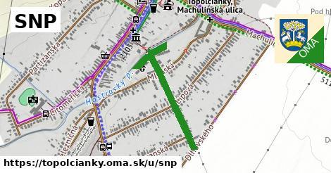ilustrácia k SNP, Topoľčianky - 659m