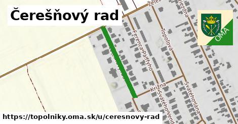 ilustračný obrázok k Čerešňový rad, Topoľníky